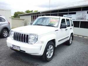 2010 MY10 Jeep Cherokee LIMITED 4X4 SUV Murgon South Burnett Area Preview