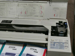 "LOWER PRICE  Epson 1500 Wide paper (14"") High Speed Ink Jet London Ontario image 3"