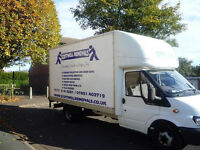 Professional Service at Budget Prices! Man & Van -2 LUTON VANS 15% off!