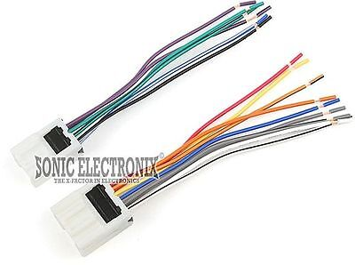 Metra 70-7550 Wiring Harness for Select 1995-up Nissan/Infiniti Vehicles