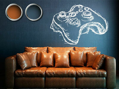 Wall Decal Sticker Bedroom controller video games play xbox nursery boys bo2659 for sale  Shipping to India