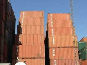 Storage and Shipping Containers at Low Delivered Prices London Ontario image 1