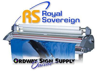 Royal Sovereign 55 Cold Laminator Rsc-1402cw