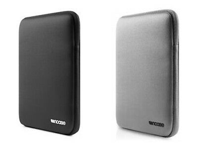 INCASE Neoprene Tablet Sleeve Case Cover For iPad mini 1 2 3 4 5 - Black / Grey