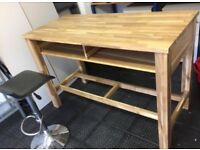 For Sale Brand New – IKEA SOLID WOODEN BENCH