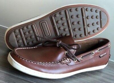 Cole Haan Pinch Roadtrip Camp Moc Boat Shoes size 13 $150 Camp Moc