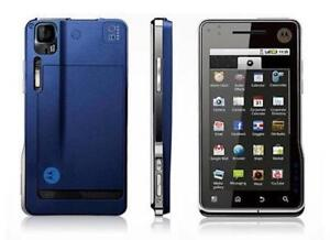 ANDROID MOTOROLA XT 720 UNLOCKED DÉBLOQUÉ PUBLIC MOBILE VIRGIN FIDO HSPA 3G GSM TOUCHSCREEN CAMERA BLUETOOTH GPS 8MP