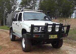 1999 TOYOTA 4x4 HILUX 3.0 litre Deisel Grafton Clarence Valley Preview