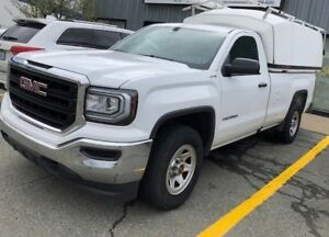GMC Pick up with Space Cap--Perfect Work Truck!!!!!