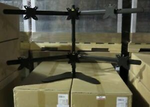 S6 SIX MONITOR STAND..NEW IN BOX $140 WEIGHT CAPACITY 60 KGS..