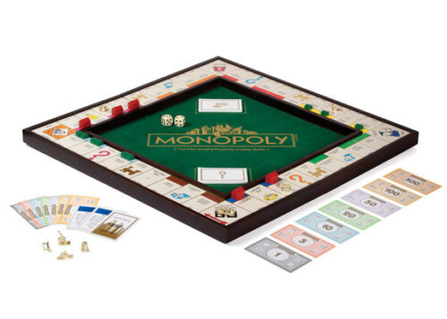 Monopoly Game Deluxe Giant 30
