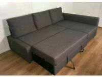 Beautiful Corner Sofa bed. Only £320 *Free Delivery*