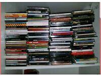 Music CD Joblot 130 album's