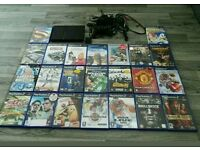 PlayStation 2 Slim And 23 Games