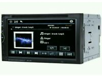 "7"" Mp5 Touchscreen In car Dvd CD player"