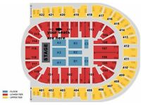 Olly Murs Tickets x3 GREAT SEATS Blk 111 row R o2 Arena London Thursday 30t March £300