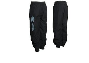 Canterbury-of-New-Zealand-Kids-Uglies-Cuffed-Hem-Stadium-Pants-Black-E711635