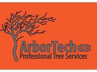 ArborTech Scotland - Professional & Qualified Tree surgeon's