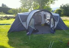 Eurohike Windsor 6 man tent