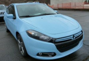 2013 Dodge Dart Rally E Sedan