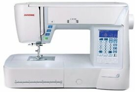 Janome Atelier 3 Sewing Machine *Brand New*