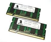 DDR2 PC2-5300 8GB Laptop