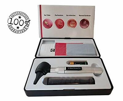 4th Generation Dr Mom Led Pocket Otoscope And Both Adult And Pediatric New