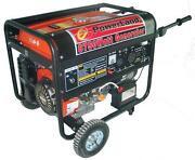 8500 Watt Generator