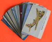 Airplane Cards