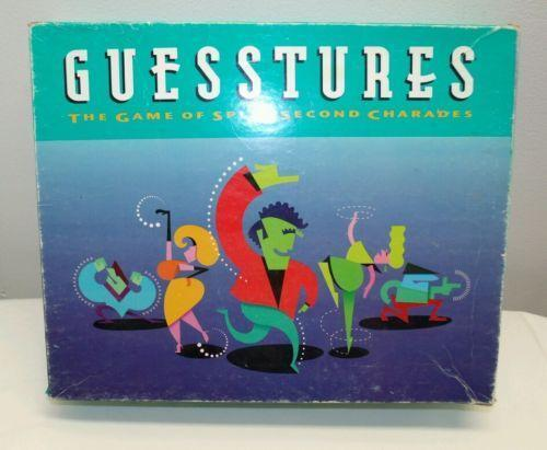 Guesstures: 1990-Now | eBay