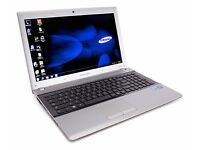 SAMSUNG RV511/ INTEL i3 2.27 GHz/ 8 GB Ram/ 500GB HDD/ WIRELESS/ WEBCAM/ HDMI / WINDOWS 8