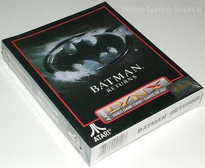 ATARI LYNX GAME CARTRIDGE: ####### BATMAN RETURNS #######  *NEUWARE / BRAND NEW!