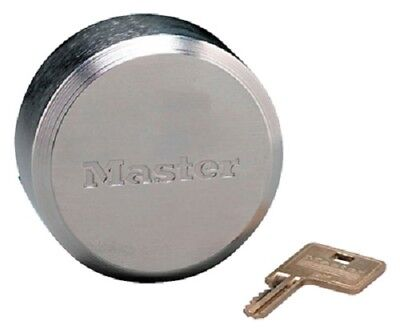 Master Lock 6271 2-78 Shackleless Lock Hockey Puck Style