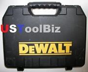 Dewalt Drill Case