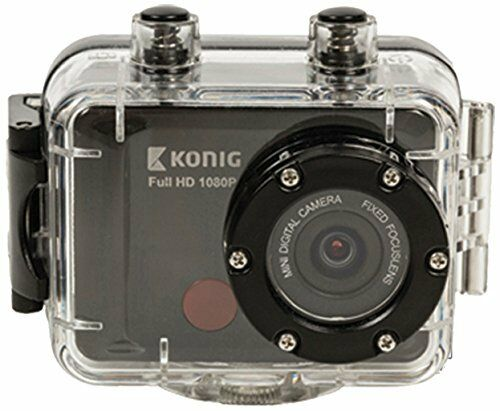 Konig+Full+HD+Action+Sports+Camera+1080p+Waterproof%2C+Wifi+Enabled+120%C2%B0+View
