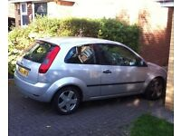 Ford Fiesta Flame 1.4, LOW MILAGE, Drives perfect, well looked after car. MOT with no adviseries