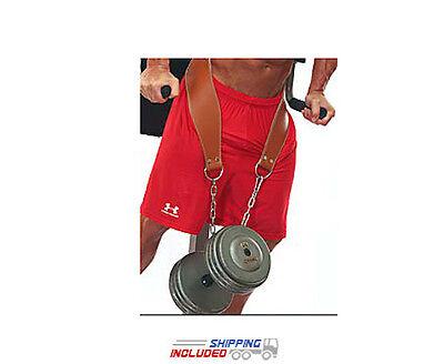 Original Schiek Dip-Gürtel Gewichthebergürtel für mehr Gewichte Made in USA