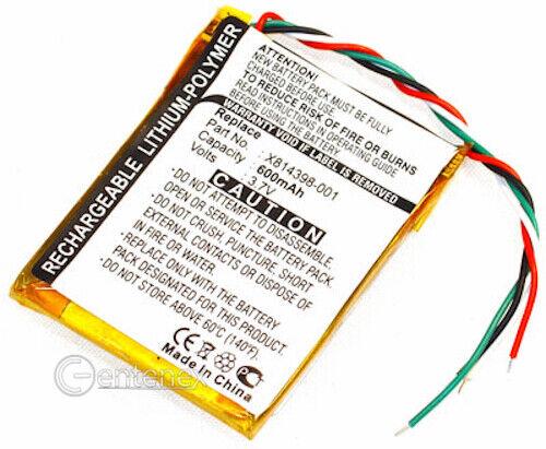 Replacement Battery for Microsoft Zune Flash 8gb HVA-00007 16gb 4g N59774 N59777