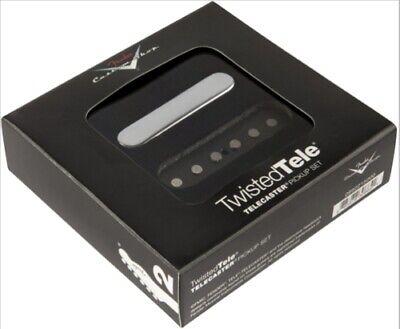 NEW Fender Custom Shop Twisted Tele PICKUP SET Telecaster Pickups 0992215000