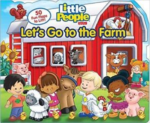 Fisher-Price Little People books