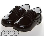 Boys Cream Shoes