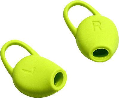 Ersatzteile: Echt Plantronics Backbeat Passend Ohrstöpsel Set Grüne Farbe ()