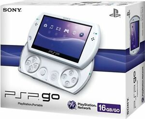 PSP GO white pearl  brand new in box