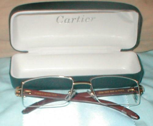 090bd5142a Cartier Eyeglasses