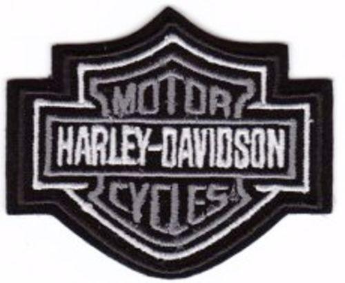harley davidson sew on patches ebay. Black Bedroom Furniture Sets. Home Design Ideas