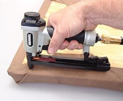 - Surebonder Stapler Gun + 1250 Staples Pack + Case Pneumatic Upholstery Air Tool