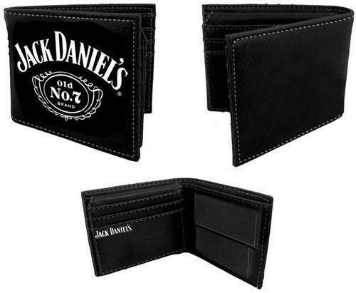 jack daniels wallet ebay. Black Bedroom Furniture Sets. Home Design Ideas