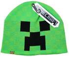 Creeper Minecraft Boys' Hats
