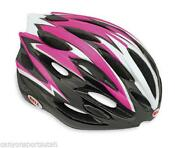 Pink Cycling Helmet