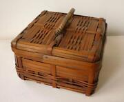 Wood Basket